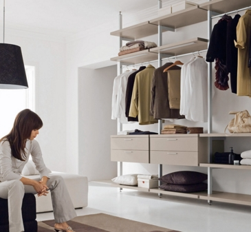 Гардеробная комната и ее дизайн