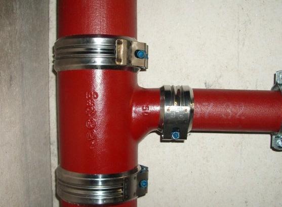 Характеристики современных чугунных труб для канализации