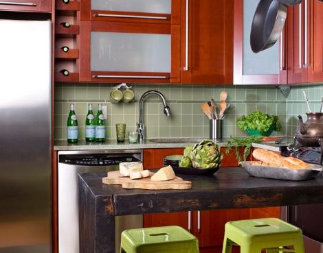 Простые способы обновления кухни