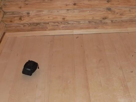 Выбор напольного покрытия для банного помещения