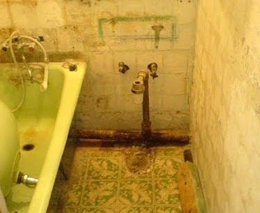 Ремонт ванной комнаты собственными силами
