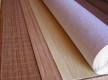 Бамбуковые обои: их особенности