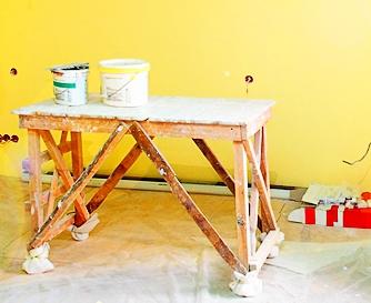 Подготовка помещений к проведению в них ремонтных работ