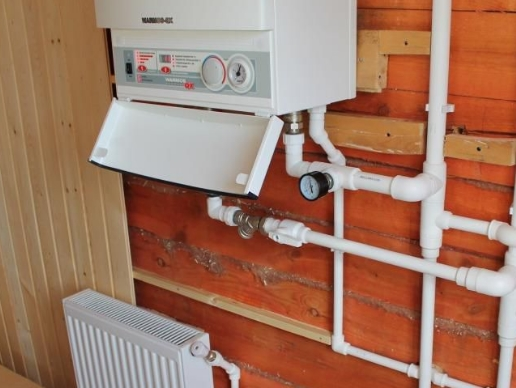 Комфорт на даче и в частном доме. Отопление