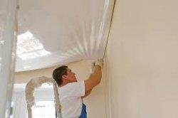 Как обустроить ПВХ потолок своими руками