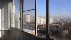 Установка алюминиевого окна своими руками
