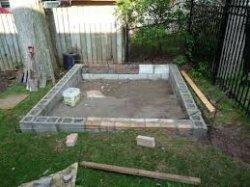 Как сделать фундамент под сарай