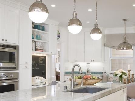 Подбираем освещение для кухни