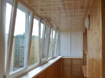 Остекление балконов в Самаре