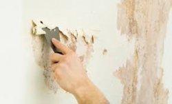 Как подготовить стены к поклейке бумажных обоев