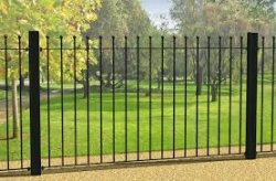 Сварной забор своими руками