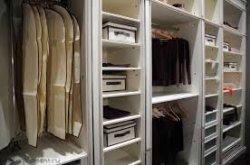 Как построить встроенный шкаф-купе