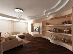 Как выполнить ремонт гостиной