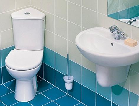 Как правильно оформить маленькую ванную?