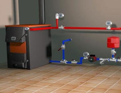 Совет по выбору домашней системы отопления