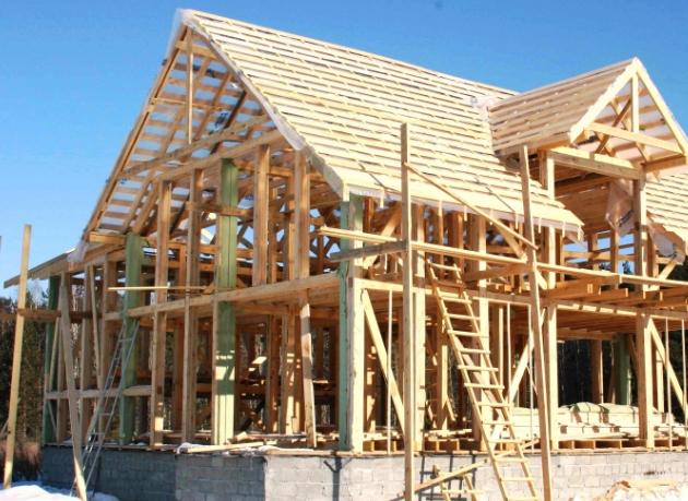 Технология строительства каркасных домов: особенности и преимущества