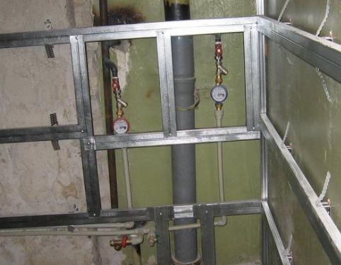 Монтаж стеновых панелей ПВХ в ванной
