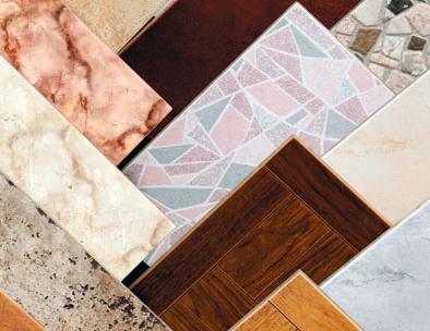 Напольная плитка: разновидности и характеристики напольной плитки