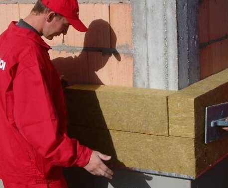 Утепление фасада - важный элемент энергосбережения дома