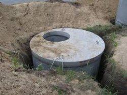 Строим выгребную яму из колец