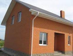 Преимущества и недостатки домов из керамического кирпича
