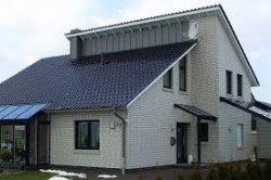 Достоинства домов из силикатного кирпича