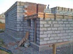 Как построить дом из стеновых блоков