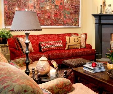 2 интересных варианта интерьера вашего жилища