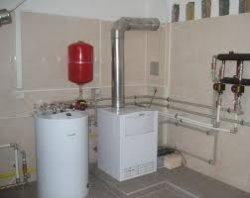 Преимущества газовых отопительных котлов