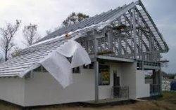 Преимущества строительства с использованием металлоконструкций