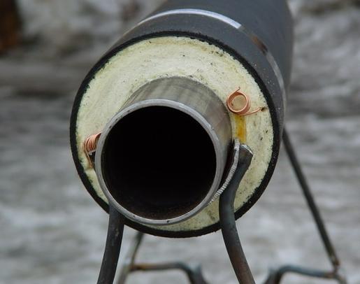 Почему трубы должны быть с изоляцией