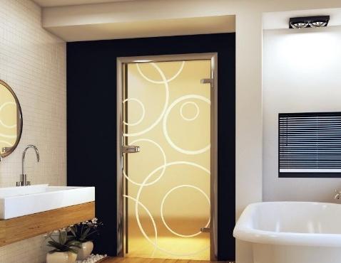 Какие двери можно использовать для ванной комнаты