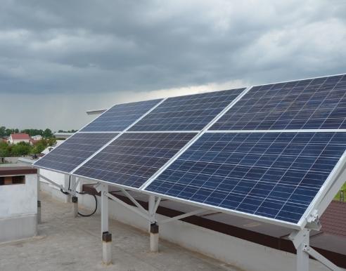 Есть ли сложность в установке солнечных батарей в квартире