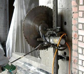 Достоинства алмазного инструмента при работе с бетоном