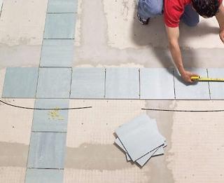 Как правильно настелить керамическую плитку
