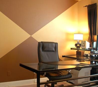 Какой цвет выбрать для стен кабинета