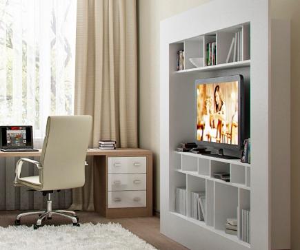 Идеи интерьера для небольшой гостиной