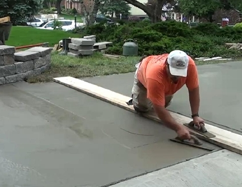 Преимущество бетонного пола