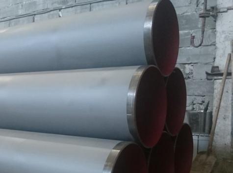 Стальные трубы с эпоксидным покрытием