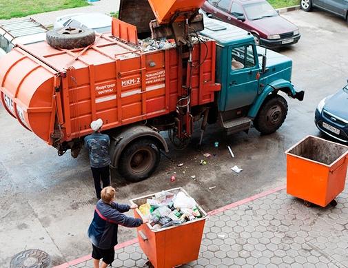 Бизнес по вывозу мусора
