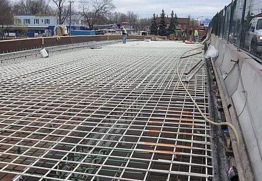 Применение бетонных конструкций в дорожном строительстве