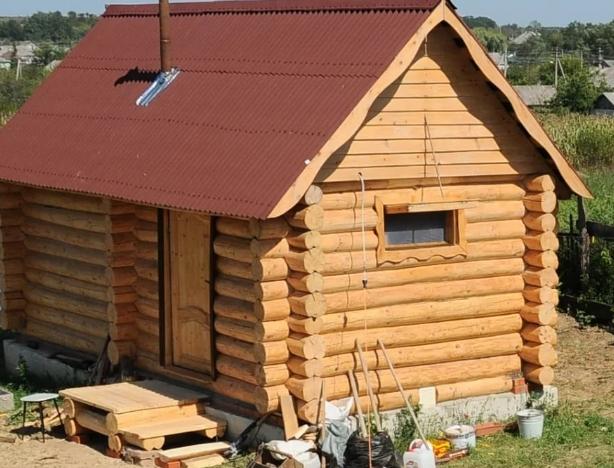 Как подобрать нужную крышу для бани?