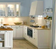 Советы по организации кухонного пространства