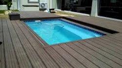 Строительство бассейна и террасы