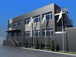 Строительство офисного здания