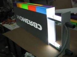 Как сделать световой короб