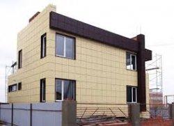 Делаем вентилируемый фасад