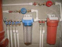 Ставим фильтр питьевой воды