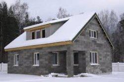 Строительство дома. Почему именно бетонные блоки
