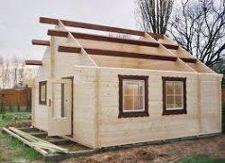 Небольшой дом. Как построить